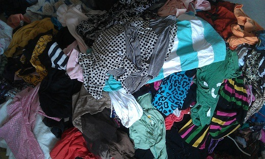Grade a Used Clothing Summer Items