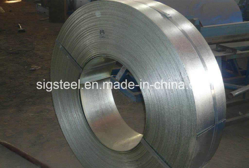 Galvanized Steel Strips for Strapping