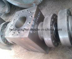 Forging Bearing Block Used for Pars