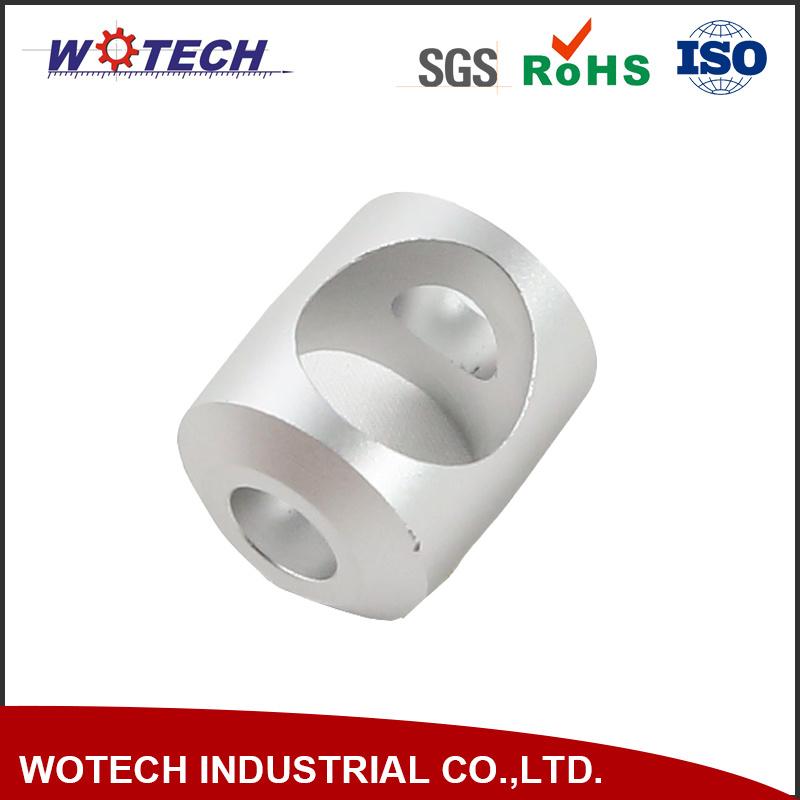 ISO 9001 Passed Aluminum CNC Machining Turning Part