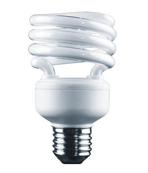 13W T2 Half Spiral Energy Saving Bulb (BNFT2-HS-D)