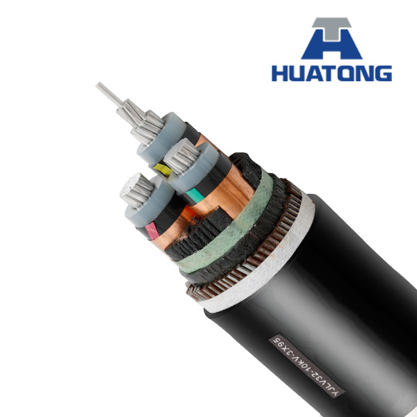 35kv Alumininum Core XLPE Insulated Power Cable