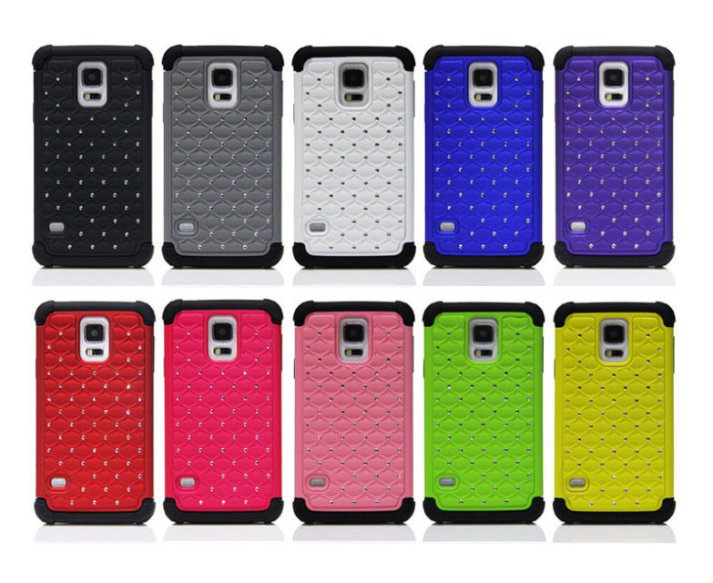 New Style! Cell Phone Accessories Case for Samsung S5 I9600