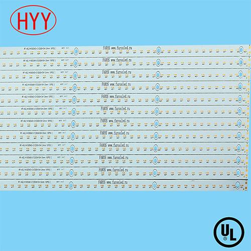 Aluminum Based LED Board Aluminum PCB for LED Light Bar