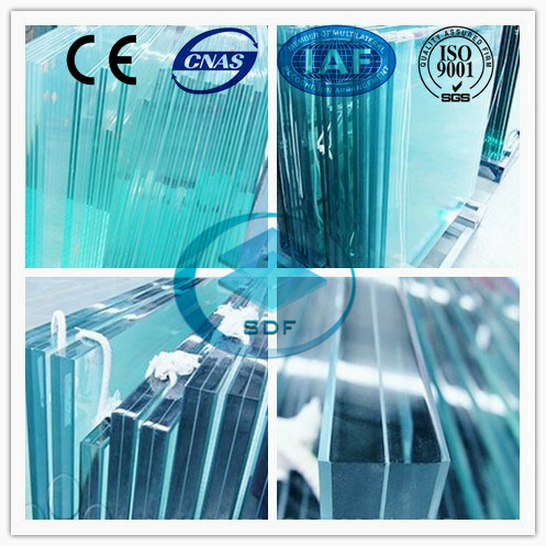 Float Glass Reflective Glass Patterned Glass Laminated Glass Glass Mirror Tempered Glass Acid-Etched Glass Processed Glass Special Glass with CE ISO