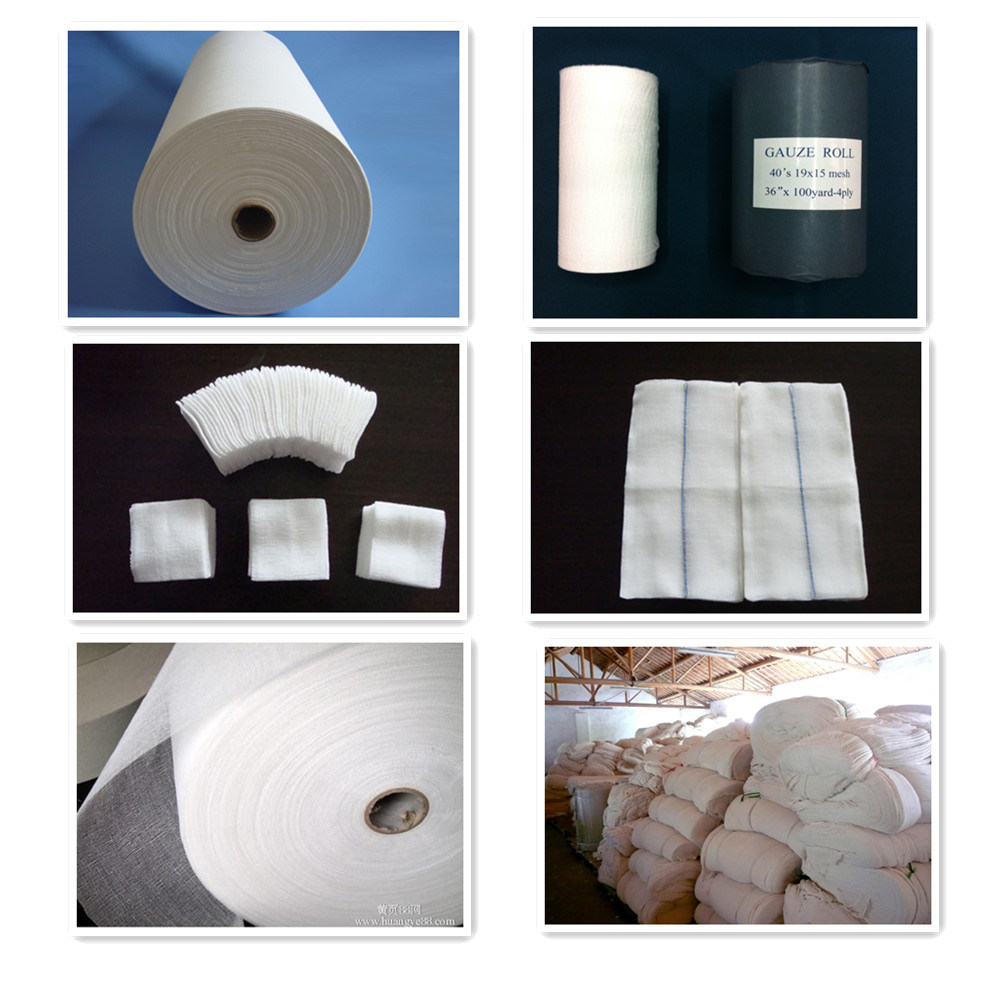 Jinlihua Textile Machinery Air Jet Gauze Bandage Machine Weaving Loom