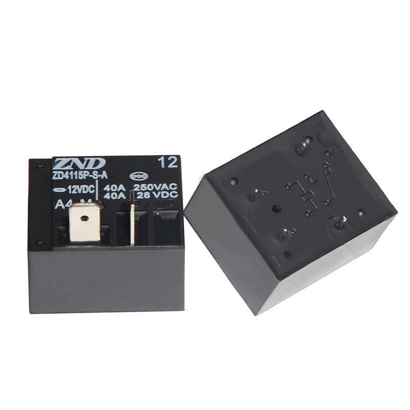 Zd4115p (T93) A4m Power Relay for Industrial Machine Components Use Miniature Relay Contact Switch 30A