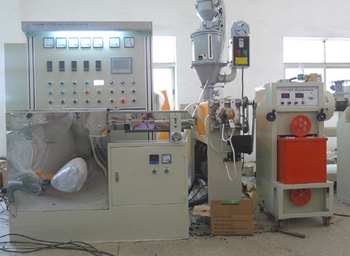Teflon Wire Extrusion Production Line