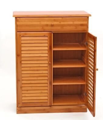 Wooden Shoe Cabinet/Shoe Ark for Furniture