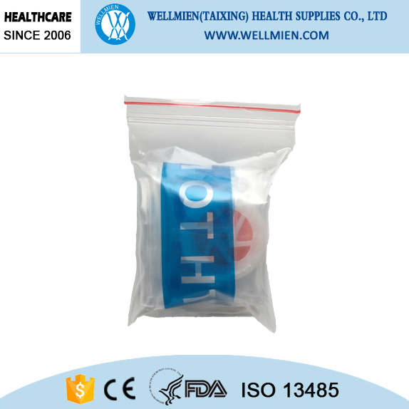 Mini Disposable Rescue Face Shield CPR Mask with Ce