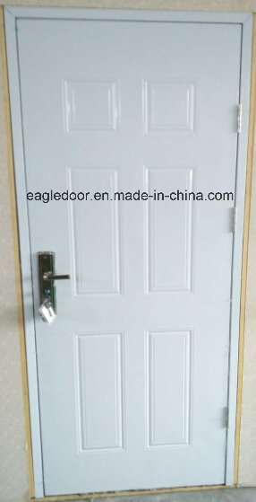 African Popular American Steel Door (EF-A002)