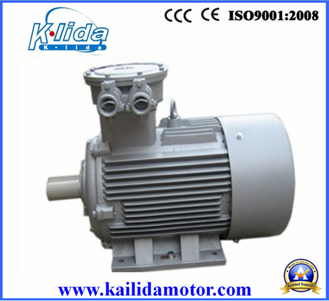 AC 1450rpm 18.5kw Three Phase Coal Mine Electrical Motors