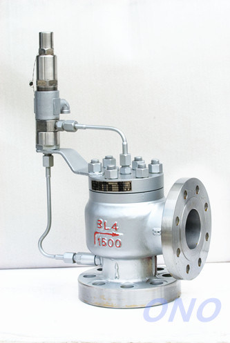 Spring Pilot Operated Safety Valve Relief Valves