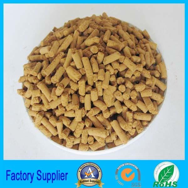 Fe2o3 26-30% Ferric Oxide Desulfurizer for Biogas Desulfurization