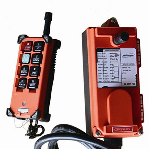 F21-6s Industrial Wireless Remote Control for Bridge Crane