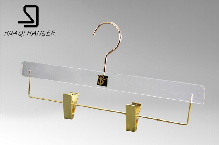 High Quality Acrylic Clothes Hanger for Display