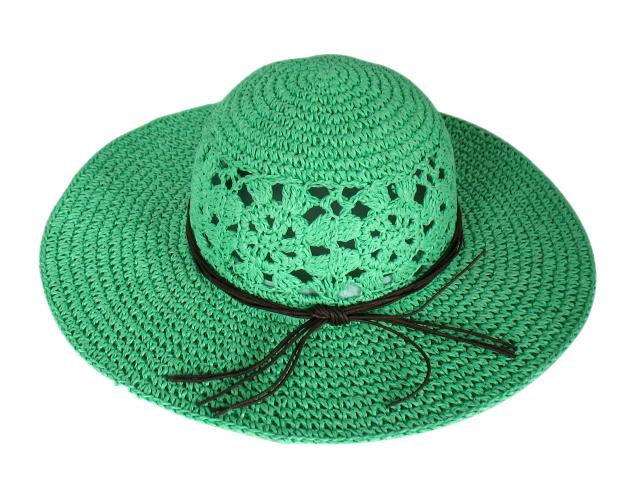 CROCHET HAT LADY PATTERN WESTERN - Crochet Club