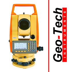 High Accuracy Reflectorless Total Station
