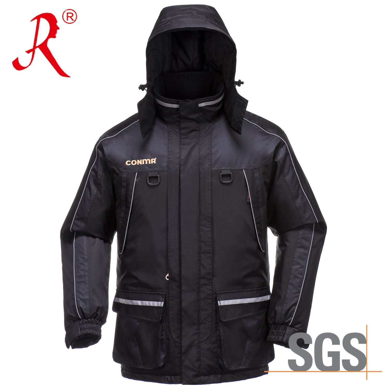 Winter Jacket for Ice Fishing (QF-9083A)