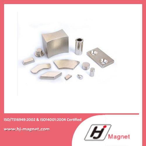 N30-N35ah ISO/Ts16949 Certificated Permanent Neodymium Custom Ring Permanent NdFeB/Neodymium Magnet for Motors