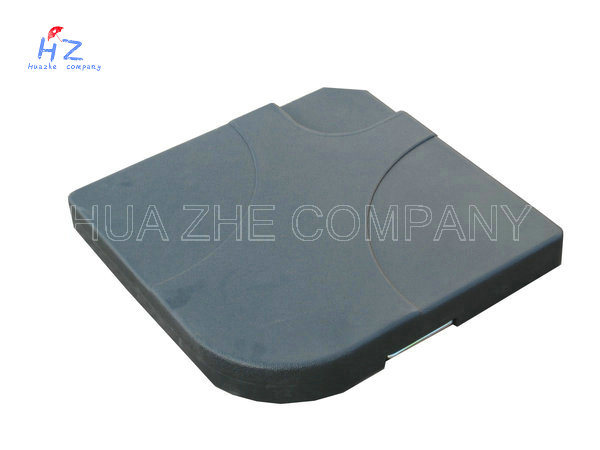 Hz-Dz32 Plastic Base Can Injet Water Fit for Garden Umbrella Base Outdoor Umbrella Base Parasol Base Patio Base Sun Umbrella Base