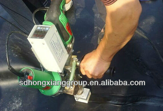 China High Quality Geomembrane Welding Machine