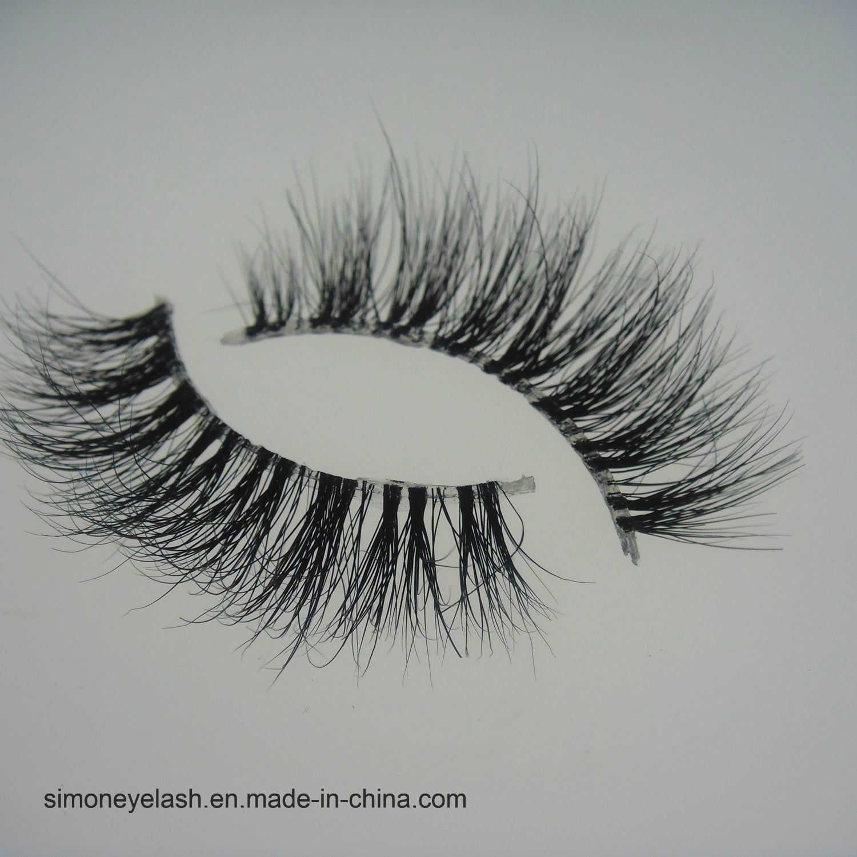 Natural Minkhair Eyelashes for Eye Makeup