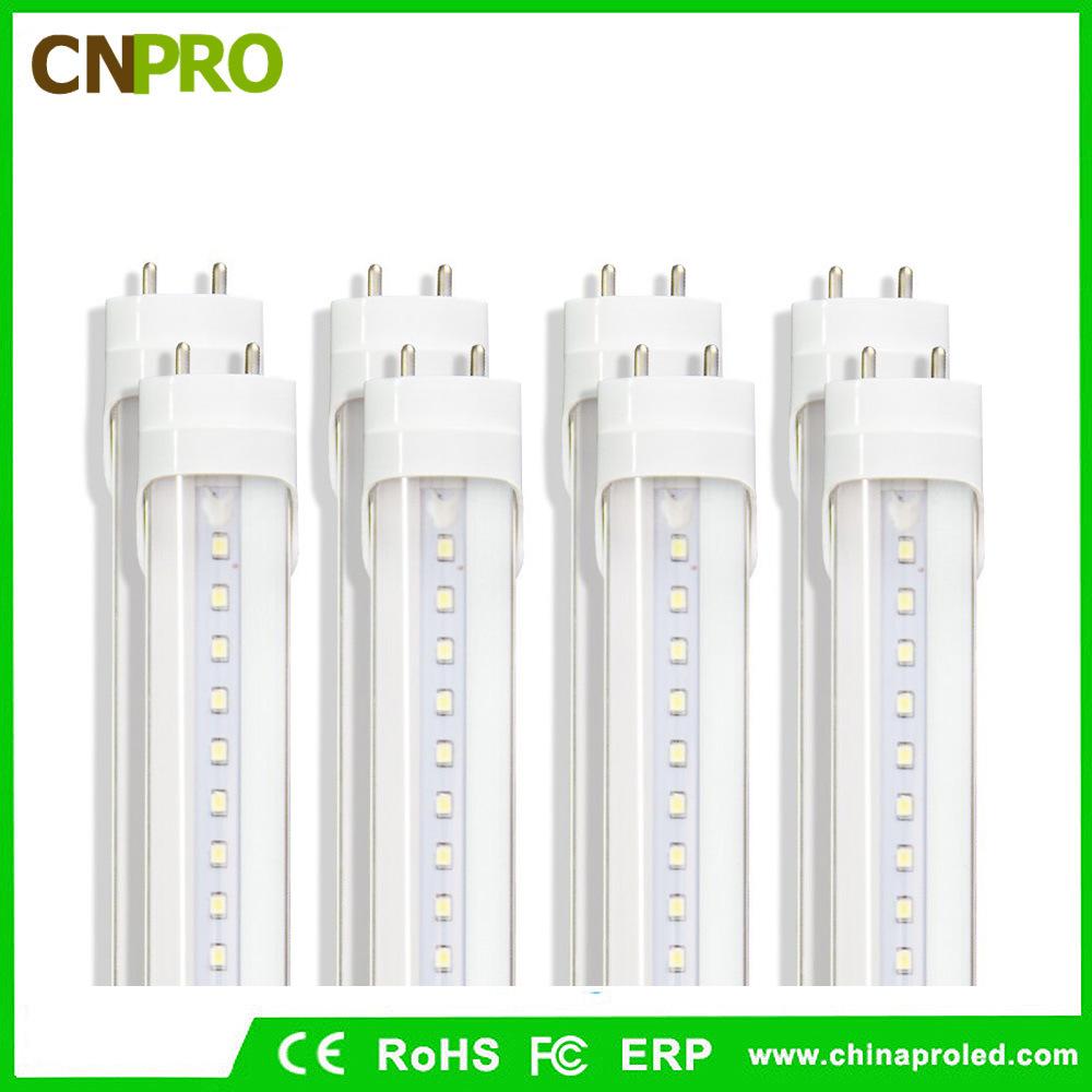 High Lumens Output 18W T8 LED Tube Light 2FT 3FT 4FT 5FT 6FT 8FT Ww Nw Cw