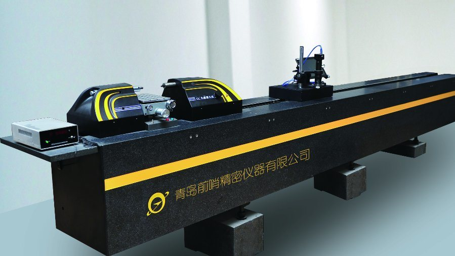 Series Gc Raster Length Measuring Machine with Patent Technology