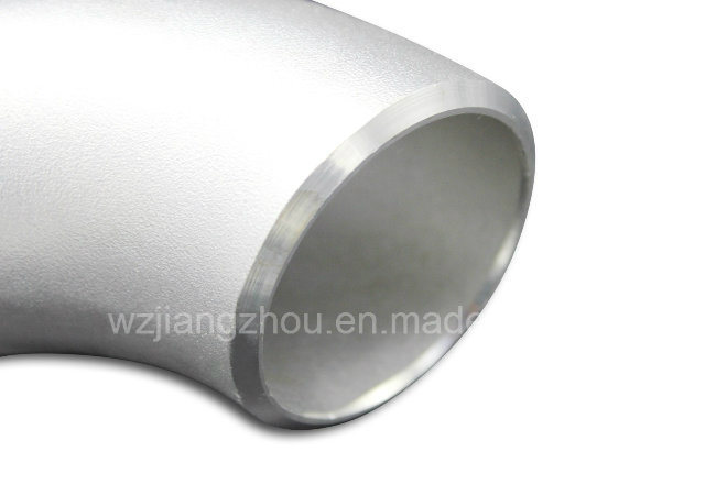 Pipe Fittings Stainless Steel 90 Degree Elbow