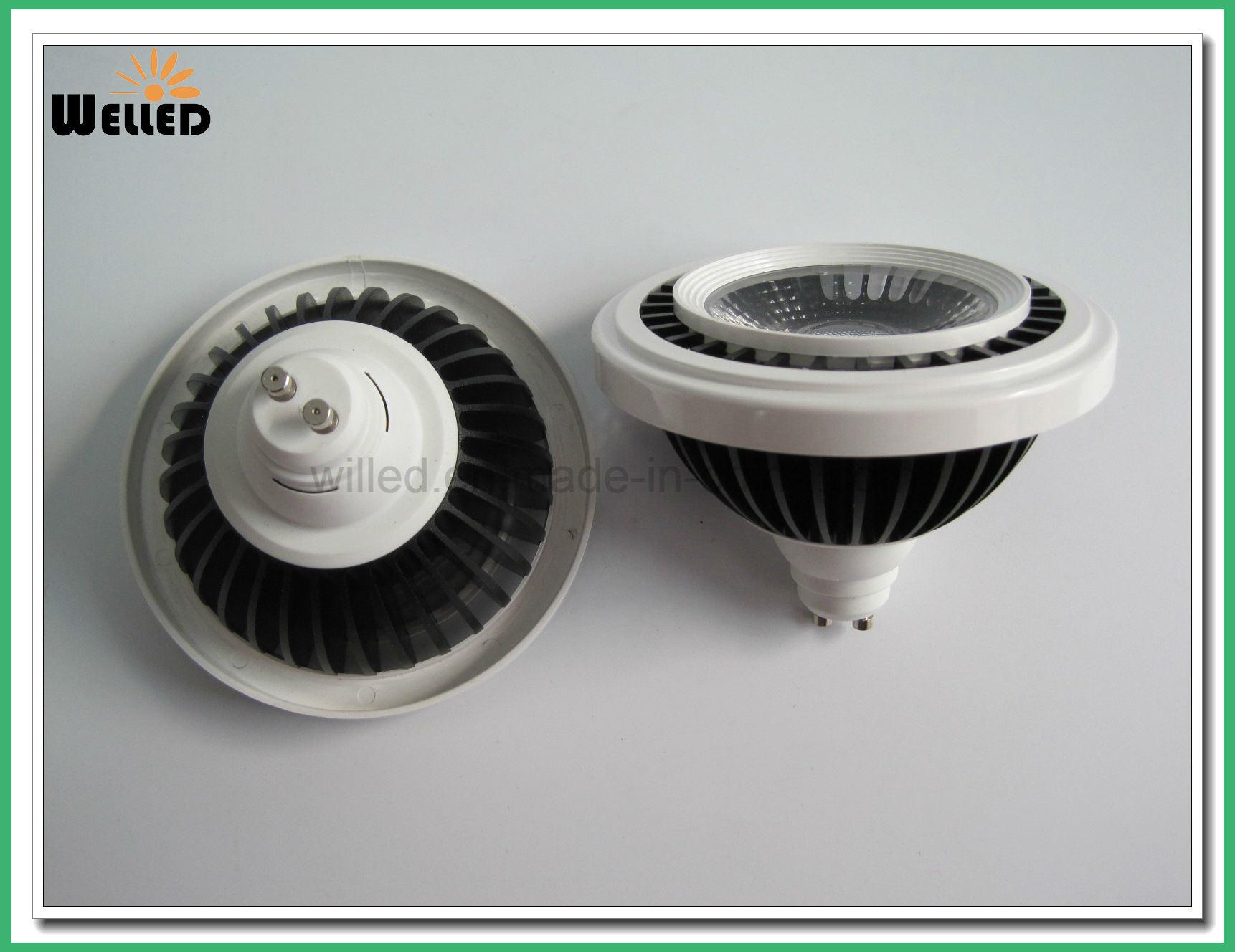 15W COB LED AR111 Spotlight GU10