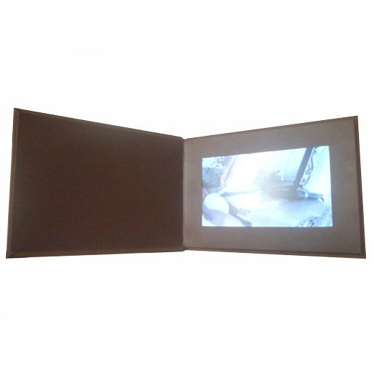 "2.4""/2.8""/3.5""/4.3""/7""/10"" Video Brochure/Video Greeting Card"