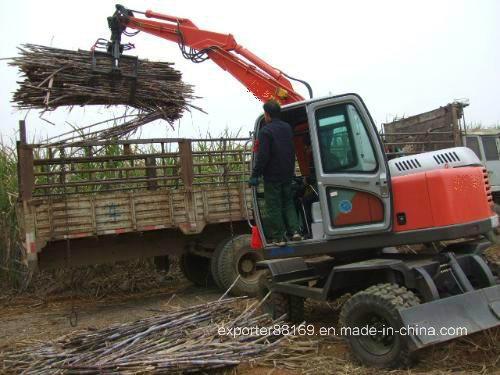 Sugarcane Loading Machine