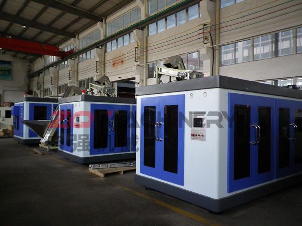 9000-13000 Bottles/Hour, Automatic Stretch Blow Molding Machine (ZQ-R10)