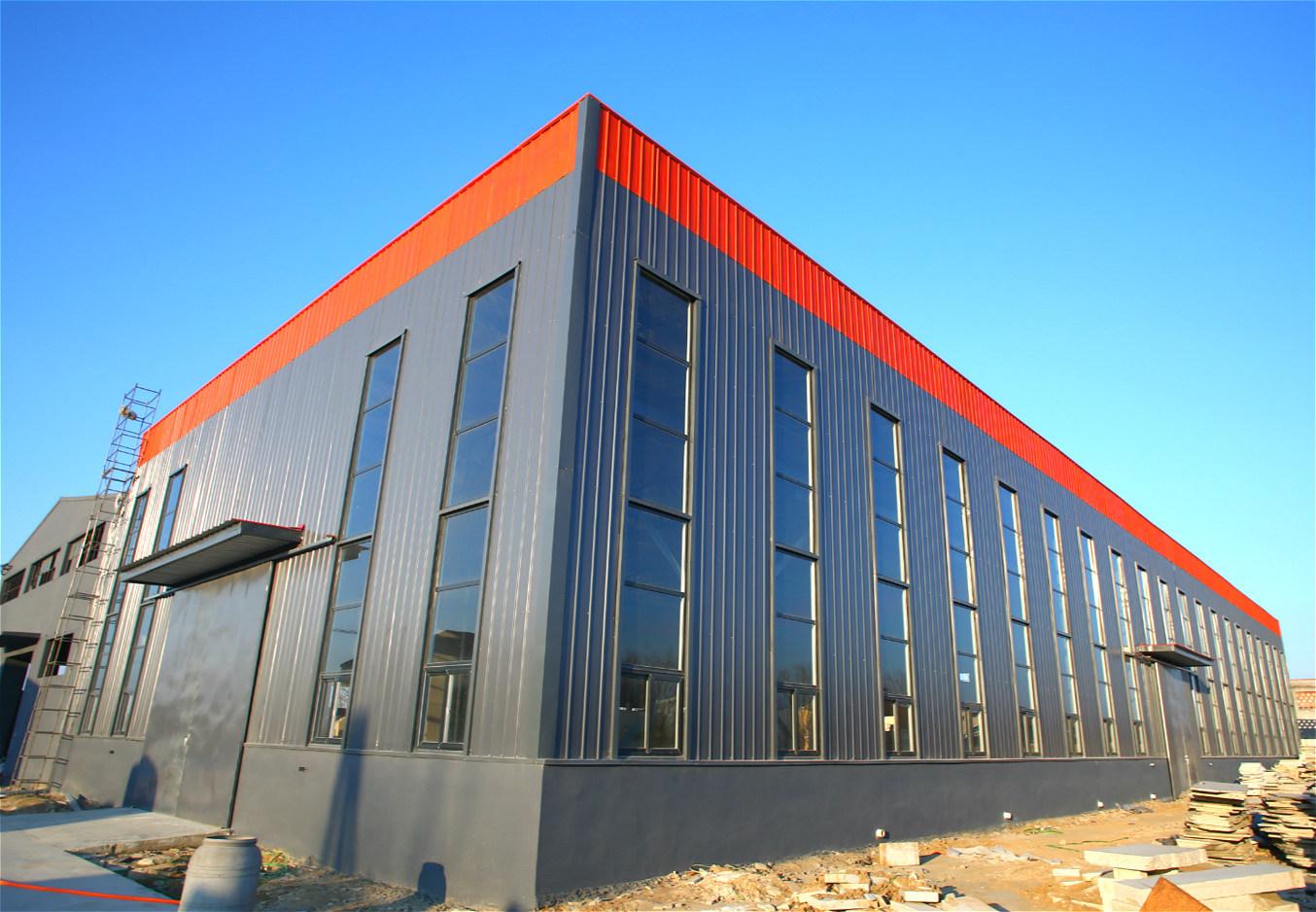 Prefabricated Steel Structure Workshop Export to Australia