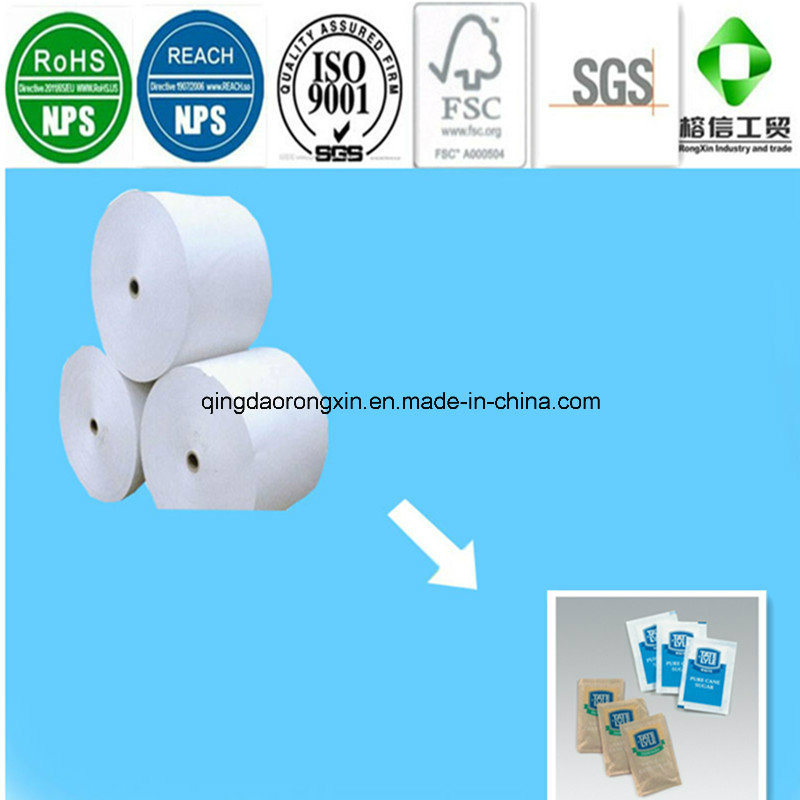 Double Sides PE Coated Sugar Sachet Bag Paper