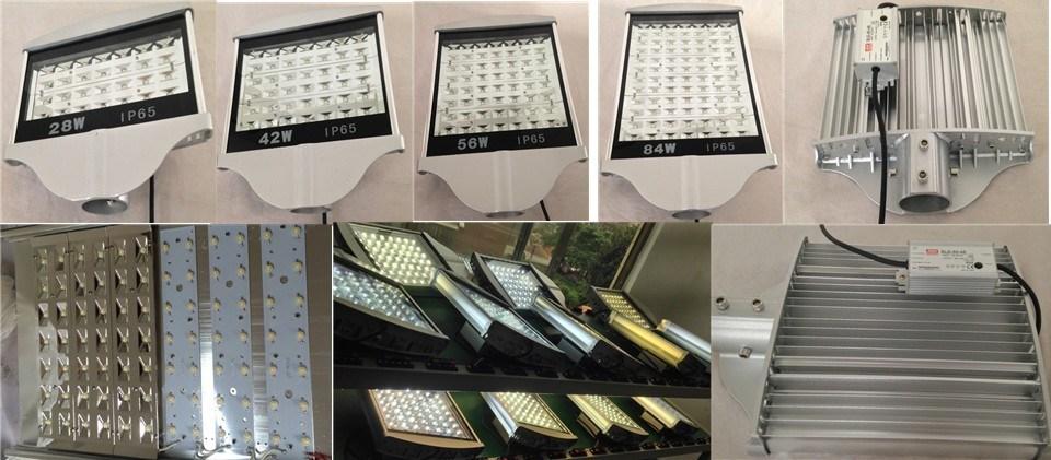 98W High Power LED Street Light