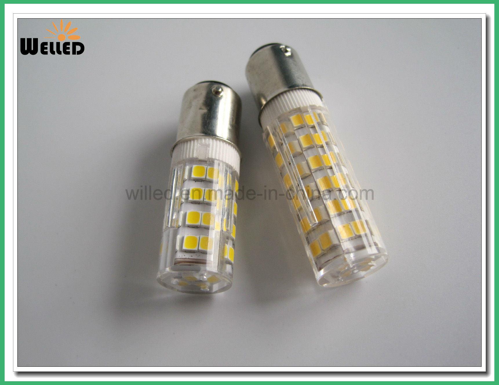 4W High Power LED Bulb Light G9 E11 E12 Ba15D AC110V 220V Dimmable LED Lamp 51PCS SMD2835