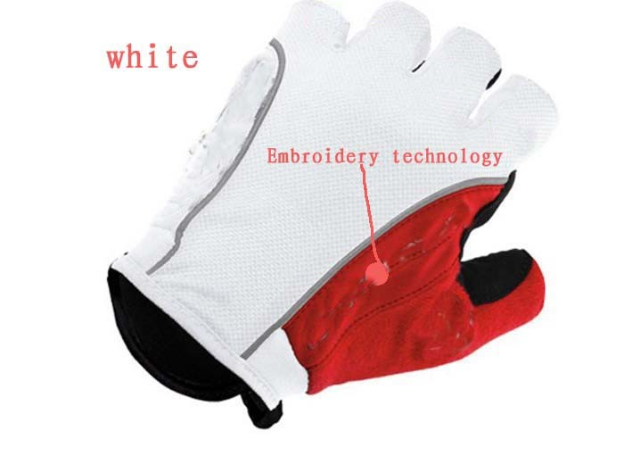 Cycling Gloves Half - Finger Gloves Bicycle Gloves