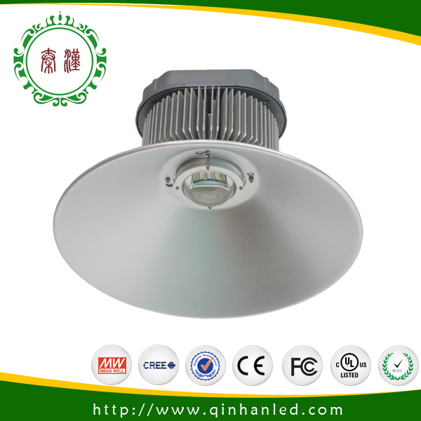 150W LED High Bay with CREE LEDs Meanwell Driver 5 Years Warranty