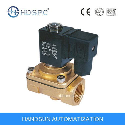 PU220 Series Flow Control Solenoid Valves