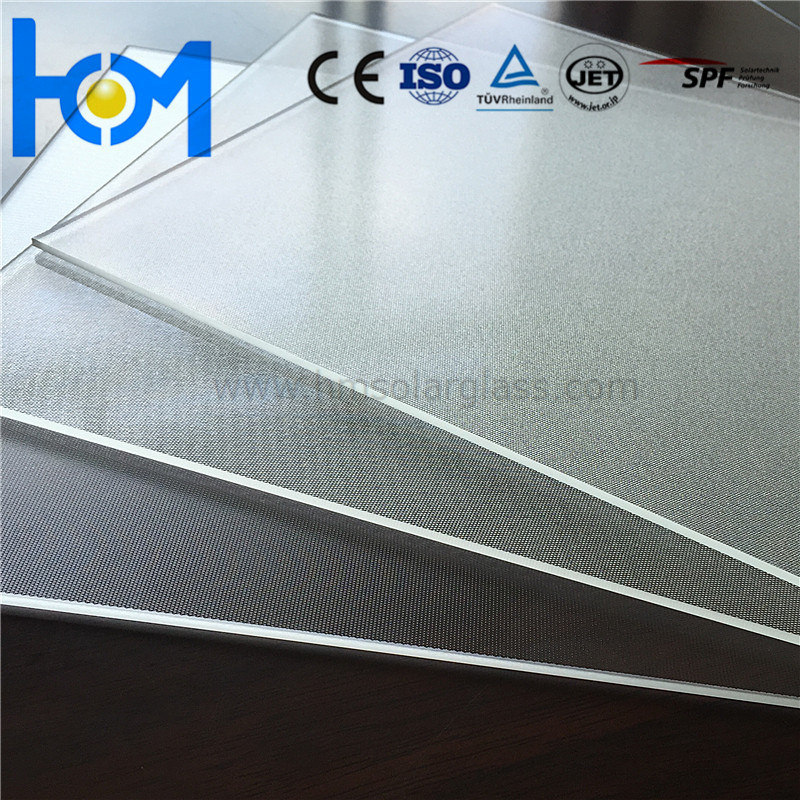 3.2mm Ar-Coating Tempered Ultra Clear Solar Glass with Low Iron for Solar Panel