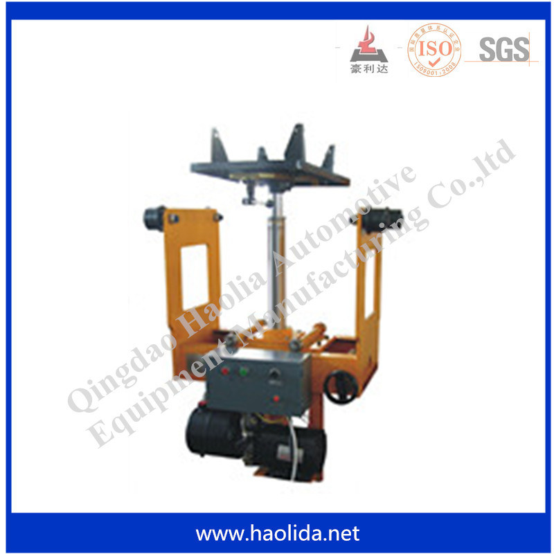 Automobile Gearbox and Differential Disassembling Machine