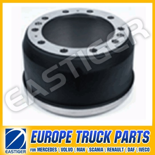 392390 Brake Drum for Scania 113