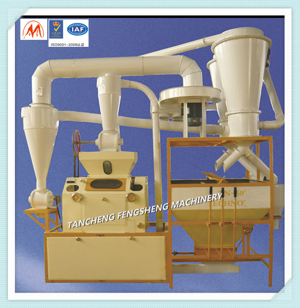 6f22 Series Flour Milling Machine for Wheat and Corn Flour Mill