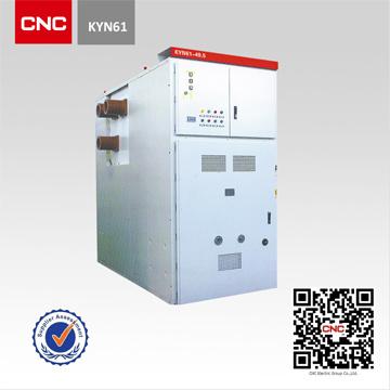 Metalclad AC Enclosed Mv Switchgear, Removable Type - Kyn61-40.5 (Z)