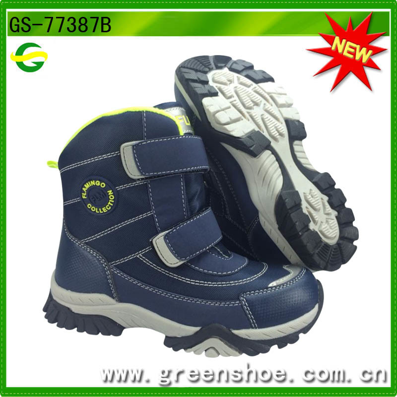 High Quality Kids Winter Snow Boots for 2017 Winter