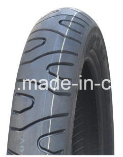 Motorcycle Tyre (80/100-18 110/80-17 130/70-17 TT and TL)