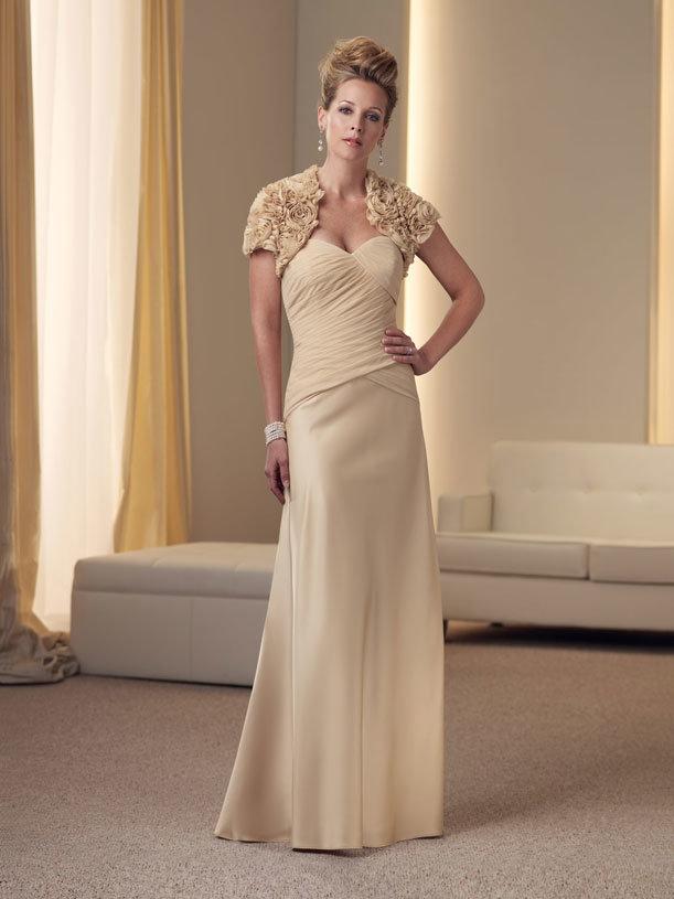 Mother Of The Bride Dresses Elegant 33