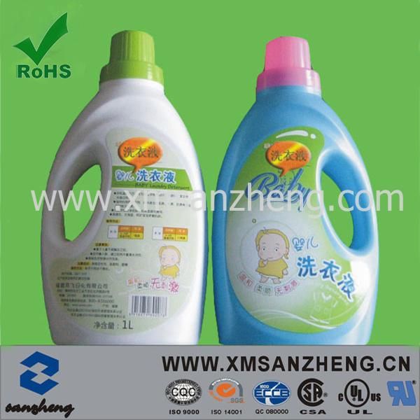 Shampoo Adhesive Bottle Sticker,Label (SZXY010)